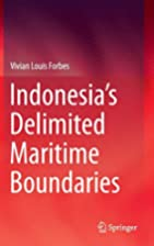 Indonesia's Delimited Maritime…