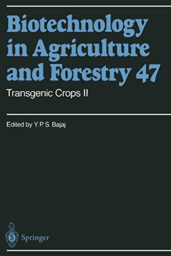transgenic-crops-ii-biotechnology-in-agriculture-and-forestry