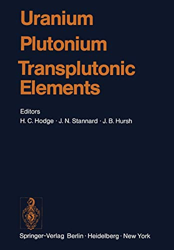 uranium-plutonium-transplutonic-elements-handbook-of-experimental-pharmacology