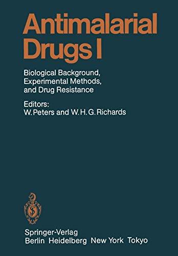 antimalarial-drugs-i-biological-background-experimental-methods-and-drug-resistance-handbook-of-experimental-pharmacology