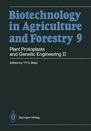 plant-protoplasts-and-genetic-engineering-ii-biotechnology-in-agriculture-and-forestry