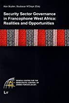 Security sector governance in Francophone…