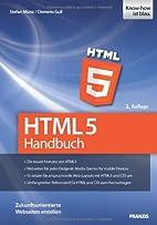 HTML5-Handbuch by Stefan Münz