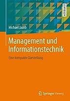 Management und Informationstechnik: Eine…