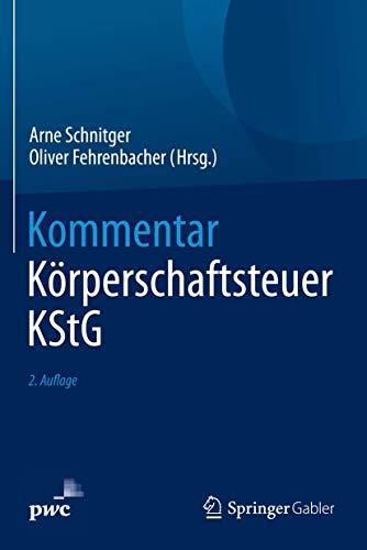 kommentar-krperschaftsteuer-kstg-german-edition