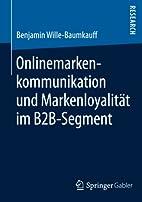 Onlinemarkenkommunikation und…
