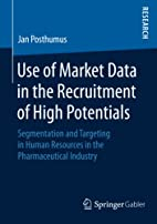 Use of Market Data in the Recruitment of…