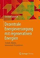 Dezentrale Energieversorgung mit…