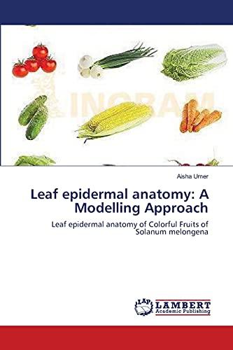 leaf-epidermal-anatomy-a-modelling-approach-leaf-epidermal-anatomy-of-colorful-fruits-of-solanum-melongena