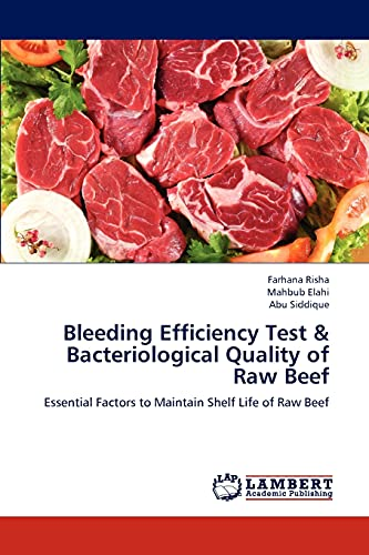 bleeding-efficiency-test-bacteriological-quality-of-raw-beef-essential-factors-to-maintain-shelf-life-of-raw-beef
