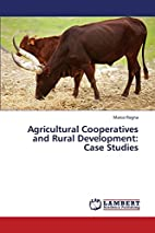 Agricultural Cooperatives and Rural…
