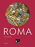 Roma A / Roma A Textband by Clement Utz