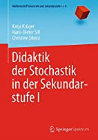 Didaktik der Stochastik in der Sekundarstufe…