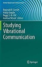 Studying Vibrational Communication (Animal…