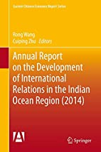 Annual Report on the Development of…