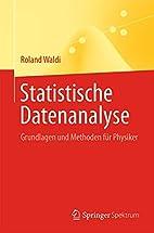 Statistische Datenanalyse by Roland Waldi