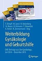 Weiterbildung Gynäkologie und Geburtshilfe:…