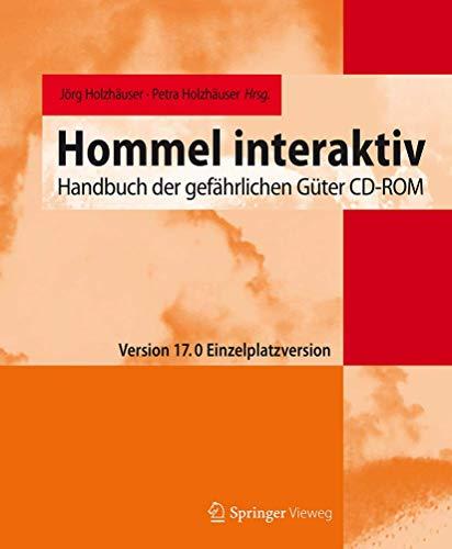 hommel-interaktiv-handbuch-der-gefhrlichen-gter-cd-rom-version-170-einzelplatzversion-german-edition
