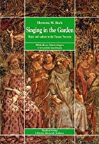 Singing in the garden: Music and culture in…