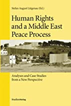 Human Rights and a Middle East Peace…