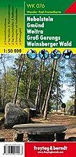 Freytag Berndt Wanderkarten, WK 076…