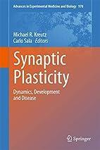 Synaptic Plasticity Dynamics, Development…