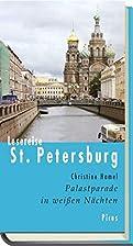 Lesereise St. Petersburg: Palastparade in…