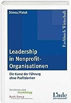 Leadership in Nonprofit-Organisationen: Die…