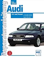 Audi A4 und Avant (Dieselmodelle). 1.9 TDI…