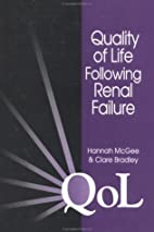 Quality of life following renal failure :…