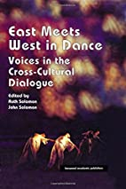 East Meets West in Dance: Voices in the…