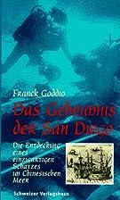 Das Geheimnis der San Diego by Franck Goddio