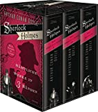 Sherlock Holmes - Sämtliche Werke in drei…
