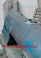 Modelldampfkessel (German Edition) by…