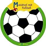 Marlit Peikert: Malrätsel mit Fußball