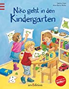 Niko geht in den Kindergarten by Sabine Cuno