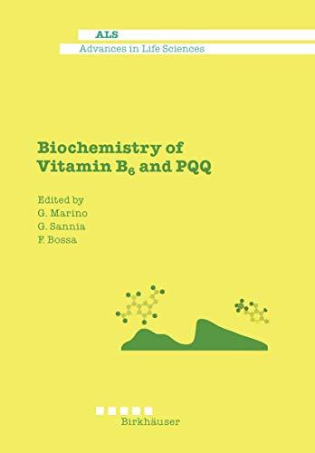 biochemistry-of-vitamin-b6-and-pqq-advances-in-life-sciences