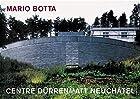 Mario Botta--Centre Durrenmatt, Neuchatel by…