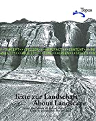 About Landscape: Essays on design, style,…