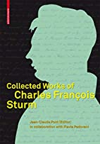Collected Works of Charles François Sturm…