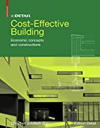 In Detail: Cost-Effective Building (In…