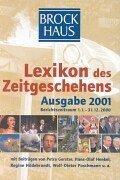 Brockhaus Lexikon der Zeitgeschehens…