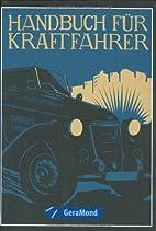 Handbuch für Kraftfahrer