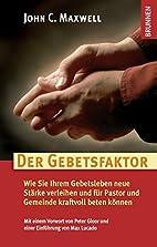 Der Gebetsfaktor by Maxwell