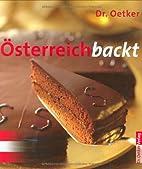 Österreich backt by Carola Reich