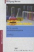 Qualitative anorganische Analyse für…