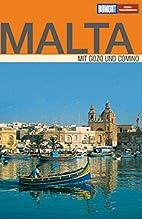 DuMont Reise-Taschenbücher, Malta by Hans…