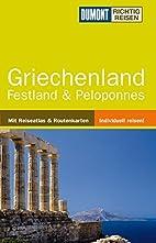 Griechenland. Festland und Peloponnes.…