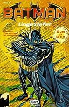 Batman, Bd.9, Ungeziefer by Alan Grant