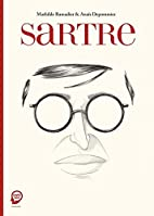 Sartre by Anaïs Depommier